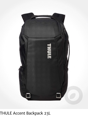 THULE Accent Backpack 23L_urbancycling_it