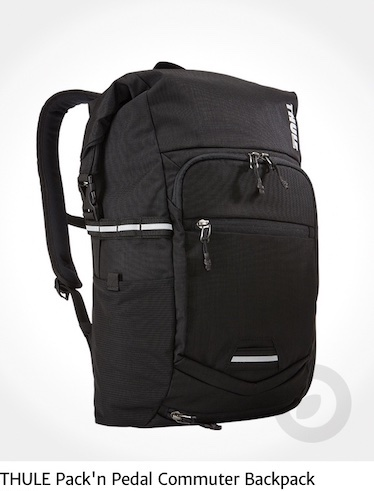 THULE Pack'n Pedal Commuter Backpack_urbancycling_it
