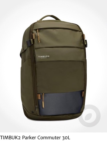 TIMBUK2 Parker Commuter 30L_urbancycling_it