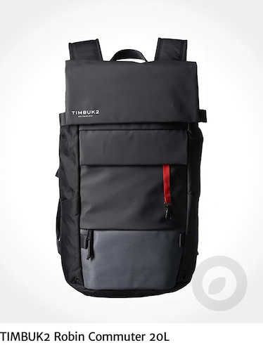TIMBUK2 Robin Commuter 20L_urbancycling_it