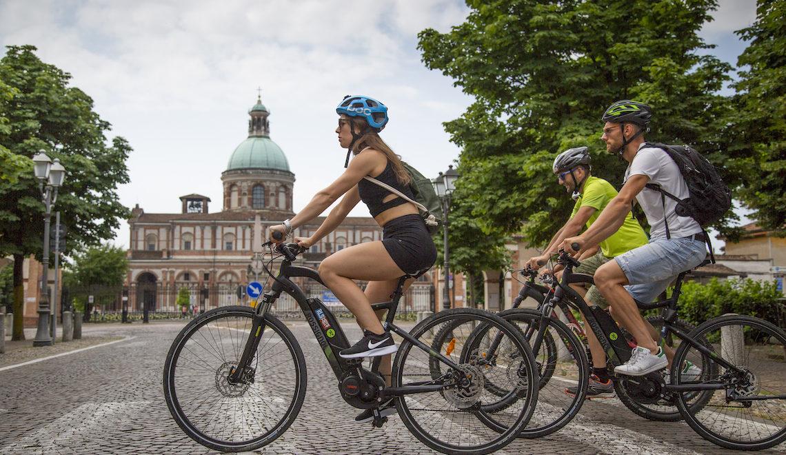 BikeUP 2020. Il festival delle e-bike torna a Bergamo