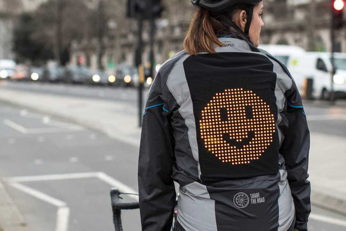 Ford Emoji Jacket Share_the_Road_2