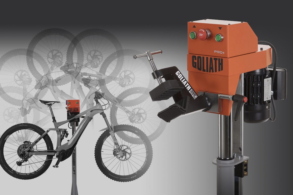 Goliath Bike Repair Stand_urbancycling_it_1