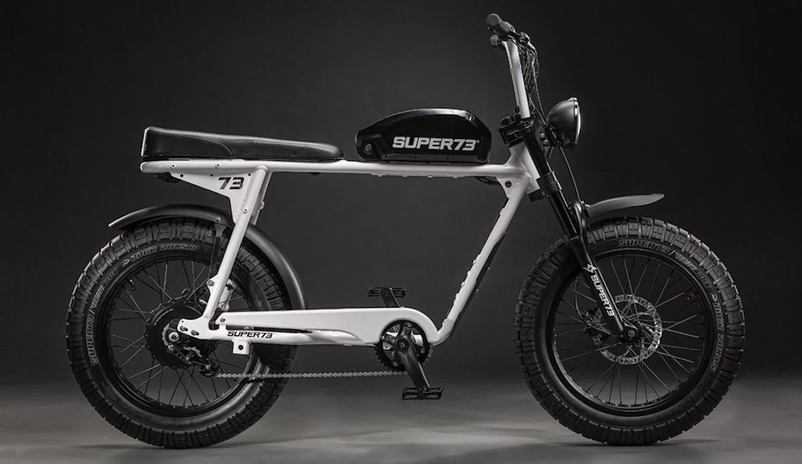 Super73 S2. La nuova urban e-bike made in USA