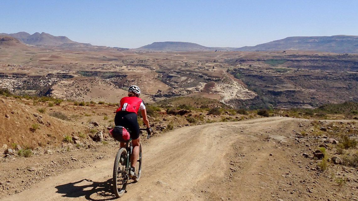 Lesotho in gravel bike by XPDTN3_8
