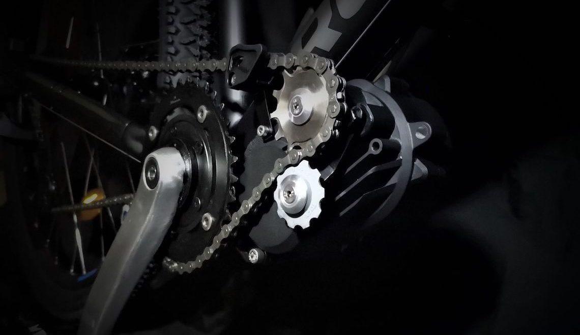 Lightest e-bike kit. Il motore centrale per tutte le bici