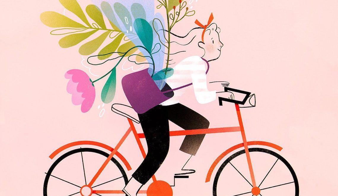 Start Over. Le illustrazioni di Irena Freitas