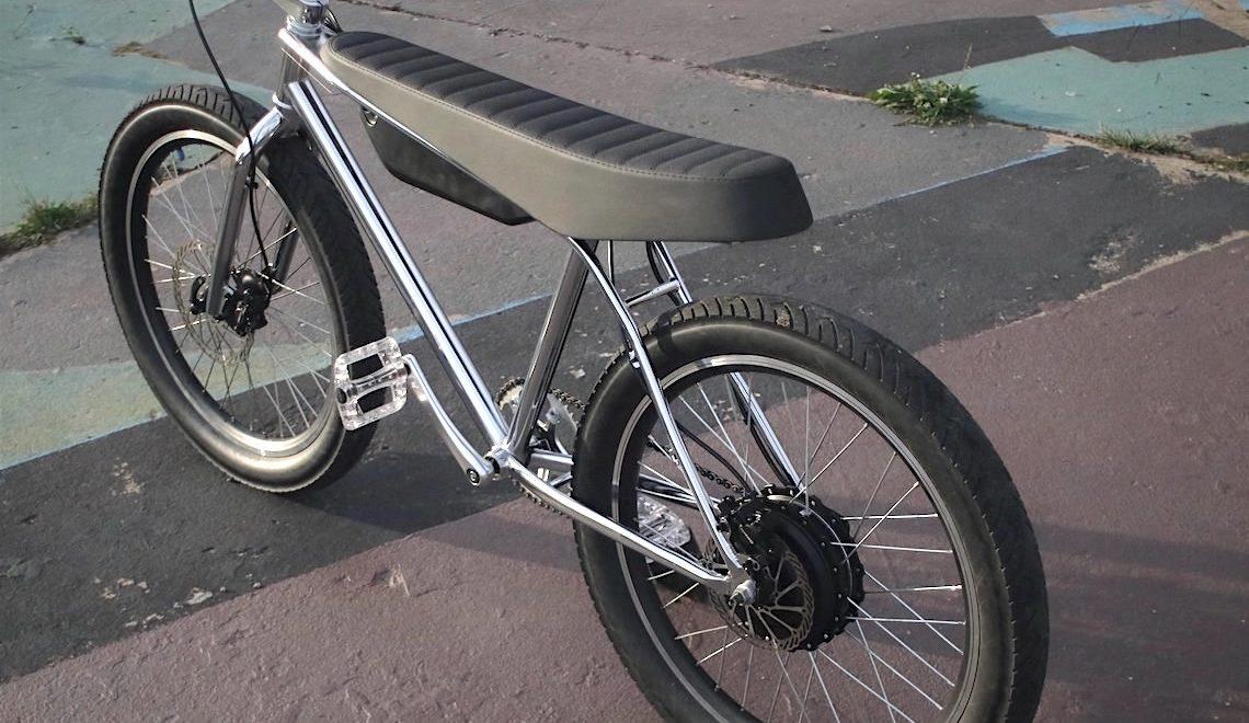 ZOOZ Bikes. Elettriche urbane e ultraleggere