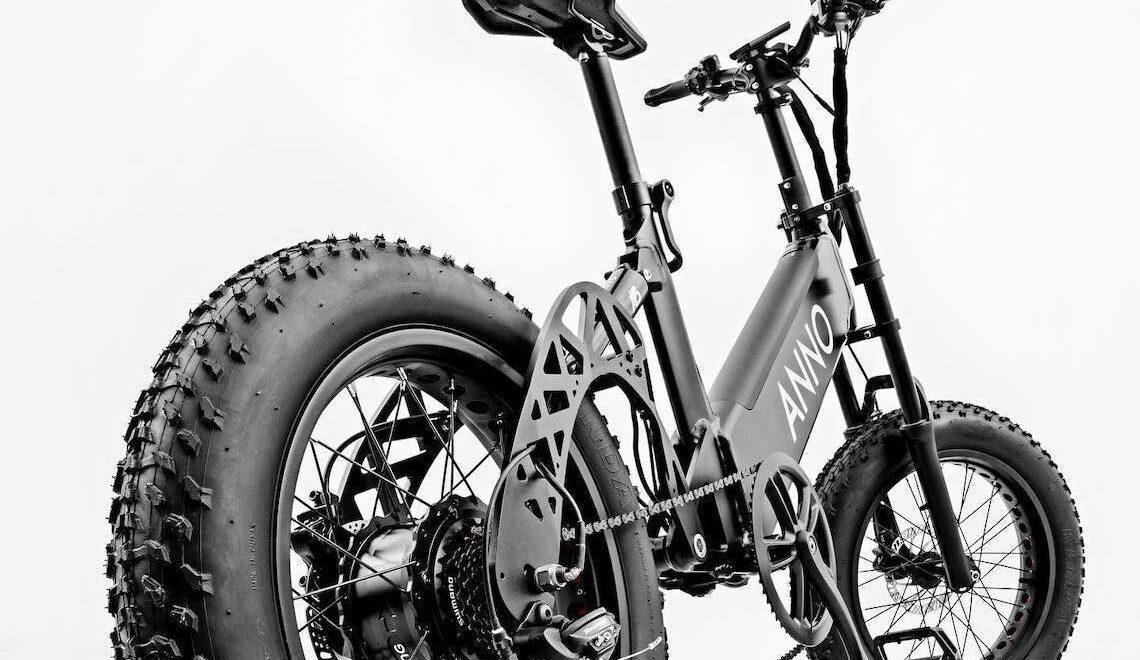 ANNOBIKE. La nuova fat-e-bike tuttoterreno