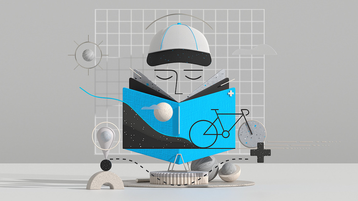 Fietssport_The illustration style_5