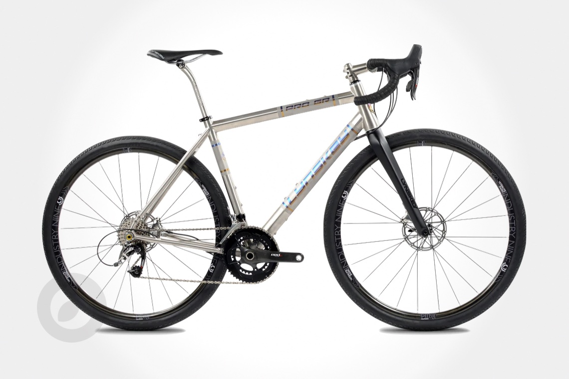 Linskey Pro GR Gravel Bike_urbancycling_it