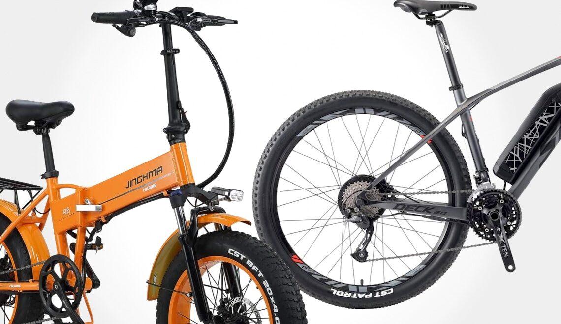 Le migliori bici elettriche economiche da acquistare online