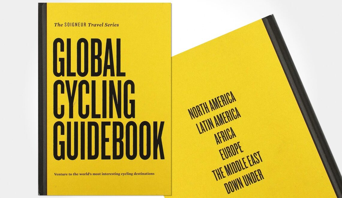 Soigneur. Global Cycling Guidebook