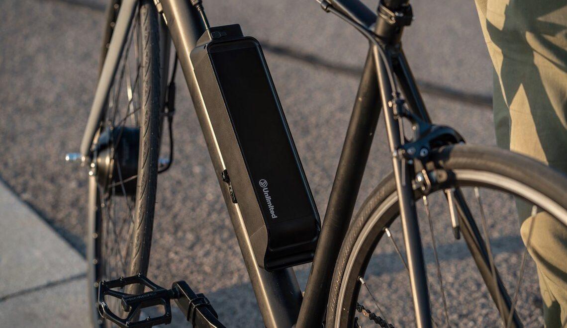 Unlimited. Il nuovo kit di conversione e-bike