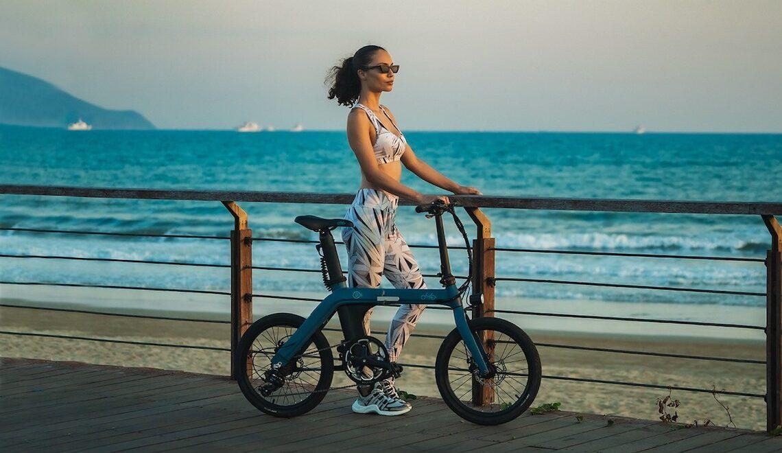 FIIDO D11. La e-bike pieghevole con 100km di autonomia