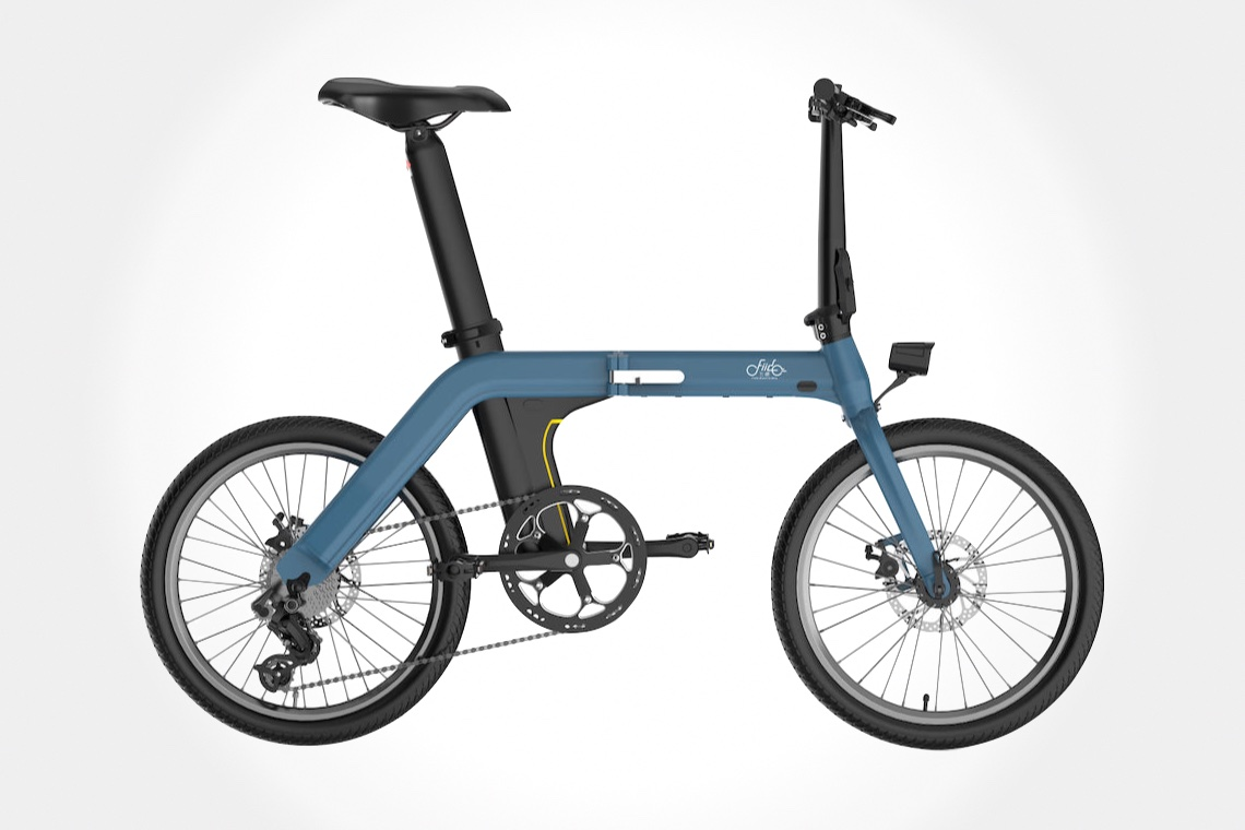 FIIDO D11_folding e-bike_urbancycling_it_2