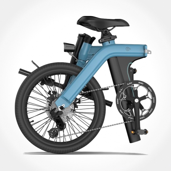 FIIDO D11_folding e-bike_urbancycling_it_4