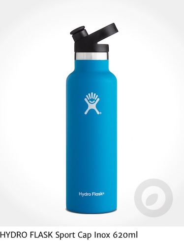 HYDRO FLASK Sport Cap Inox 620ml_urbancycling_it