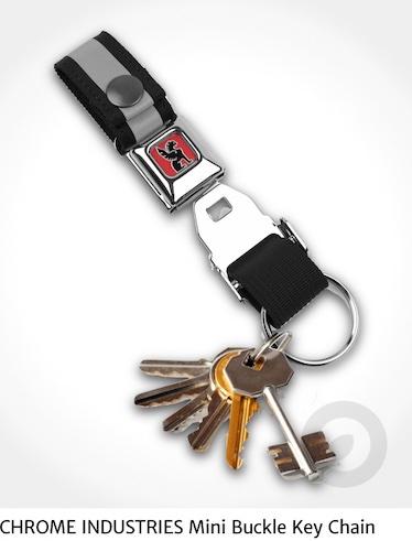 CHROME INDUSTRIES Mini Buckle Key Chain_urbancycling_it