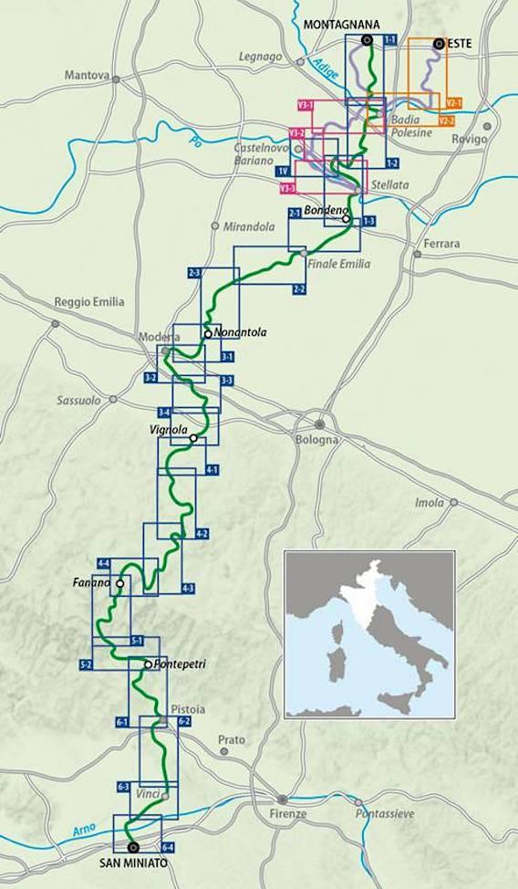 La Via Romea Strata in bicicletta_urbancycling_it_4