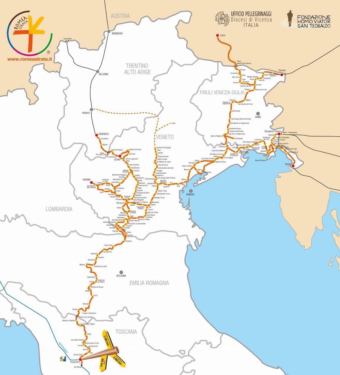 La Via Romea Strata in bicicletta_urbancycling_it_5