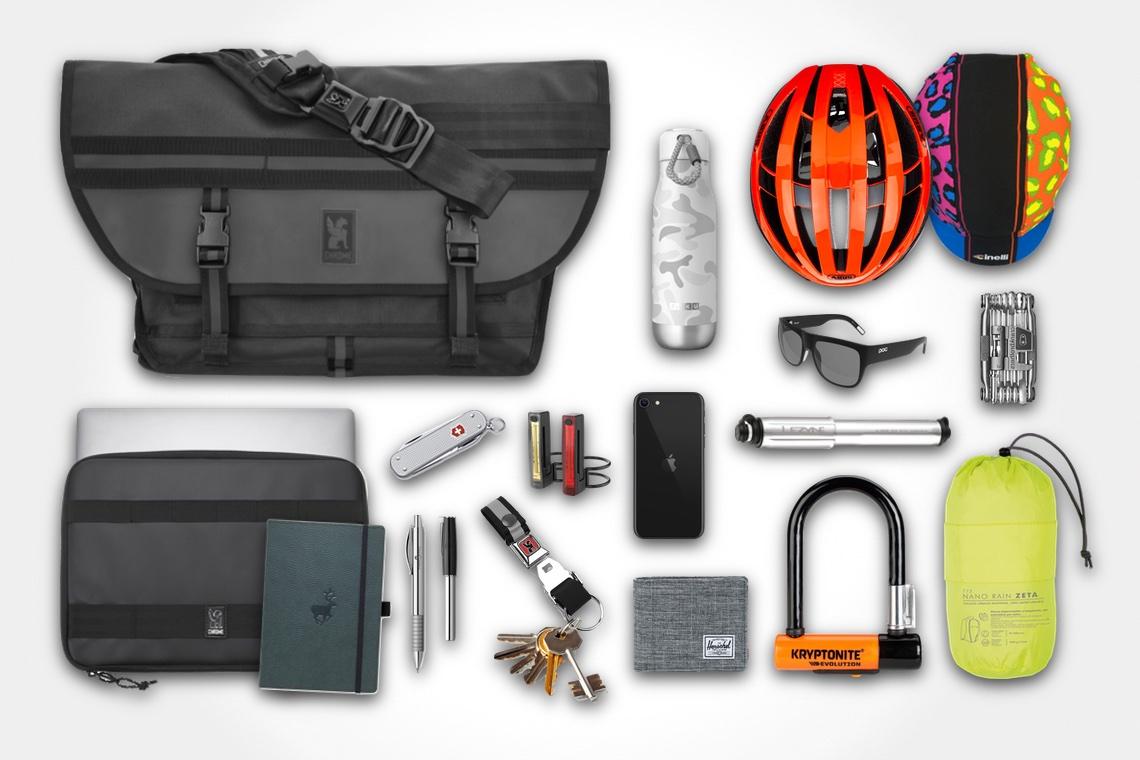 Messenger Bag_essential. Accessori_urbancycling_it