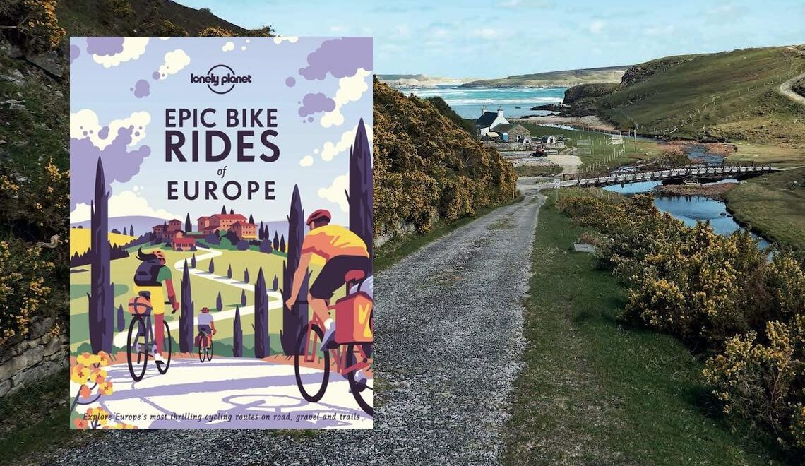 Epic Bike Rides of Europe. Lonely Planet_urbancycling_E