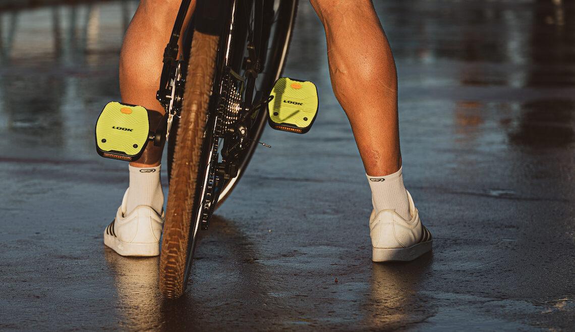 LOOK lancia i nuovi pedali piatti, in collaborazione con Vibram
