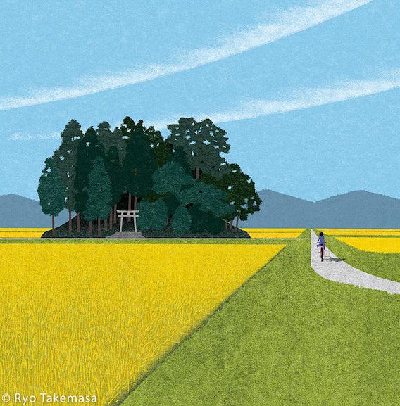 Ryo Takemasa_bicycle_illustrations_2