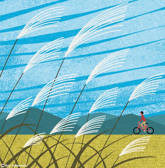 Ryo Takemasa_bicycle_illustrations_4
