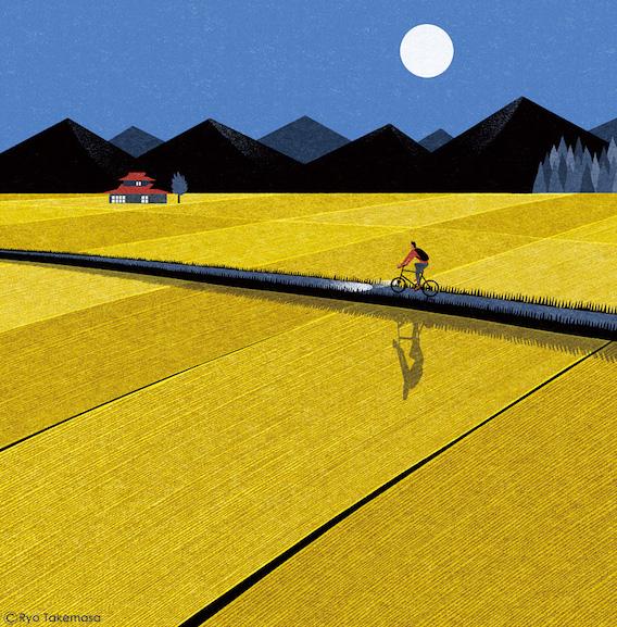 Ryo Takemasa_bicycle_illustrations_9