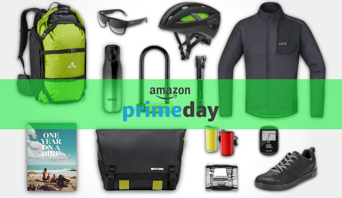 Amazon Prime Day. La vetrina di urbancycling.it