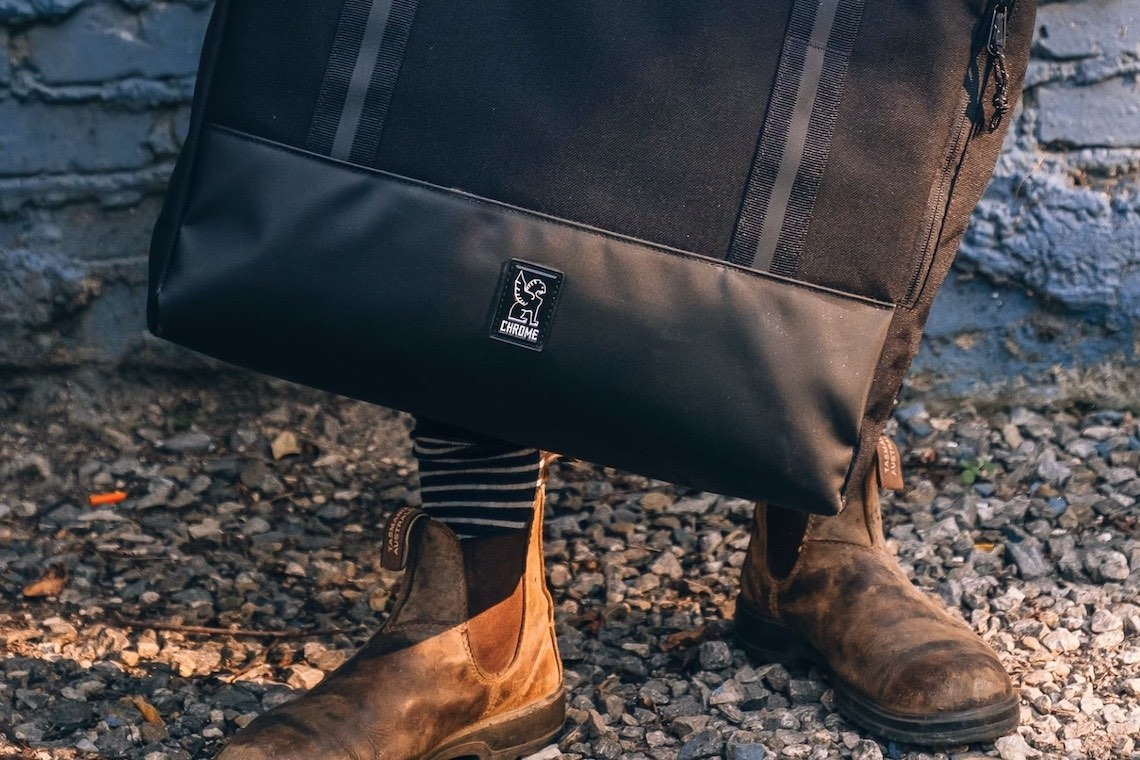 Chrome Industries Fall_2020_Civvy_Messenger_Tote
