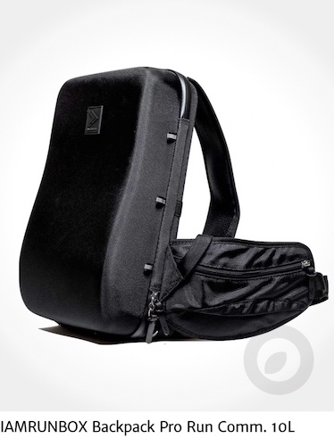 IAMRUNBOX Backpack Pro Run Comm. 10L_black_urbancycling_it