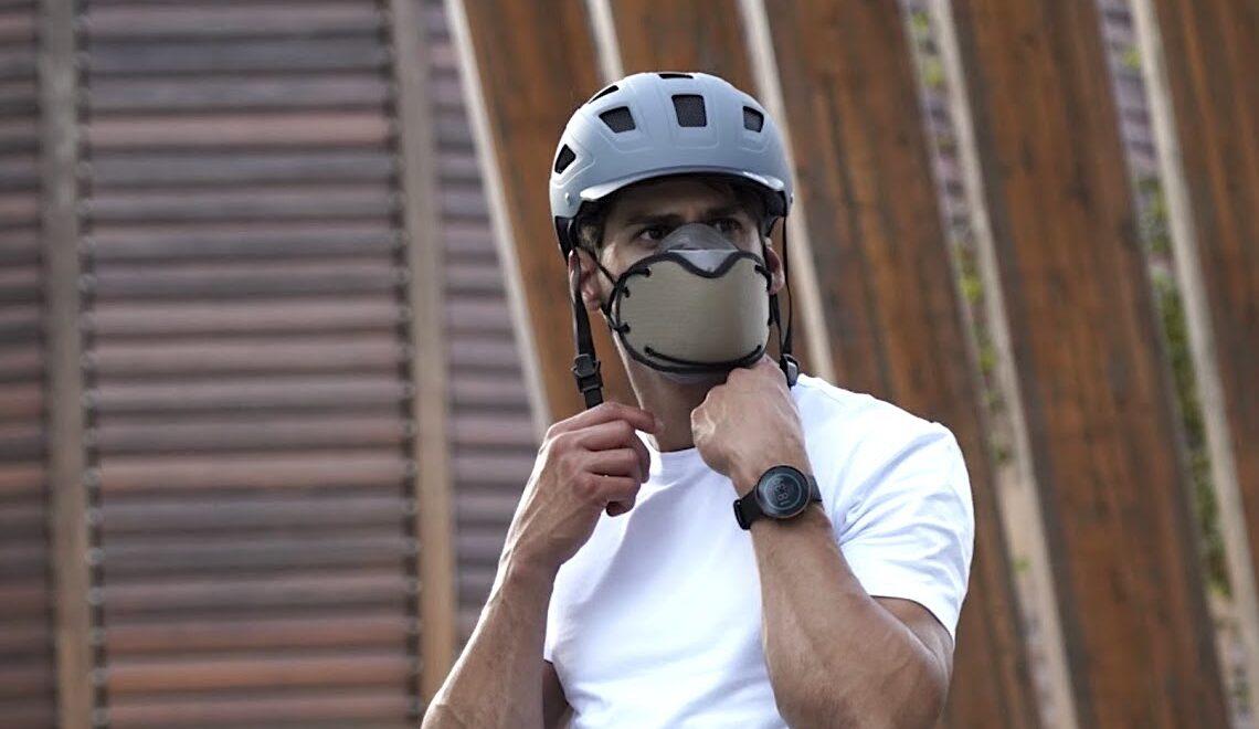 Silver Mask 2. Antivirus, antismog, riciclabile e web-app
