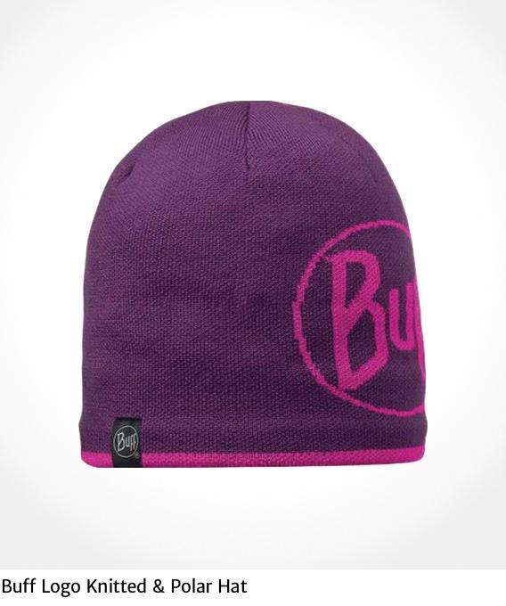 Buff Logo Knitted & Polar Hat_urbancycling_it