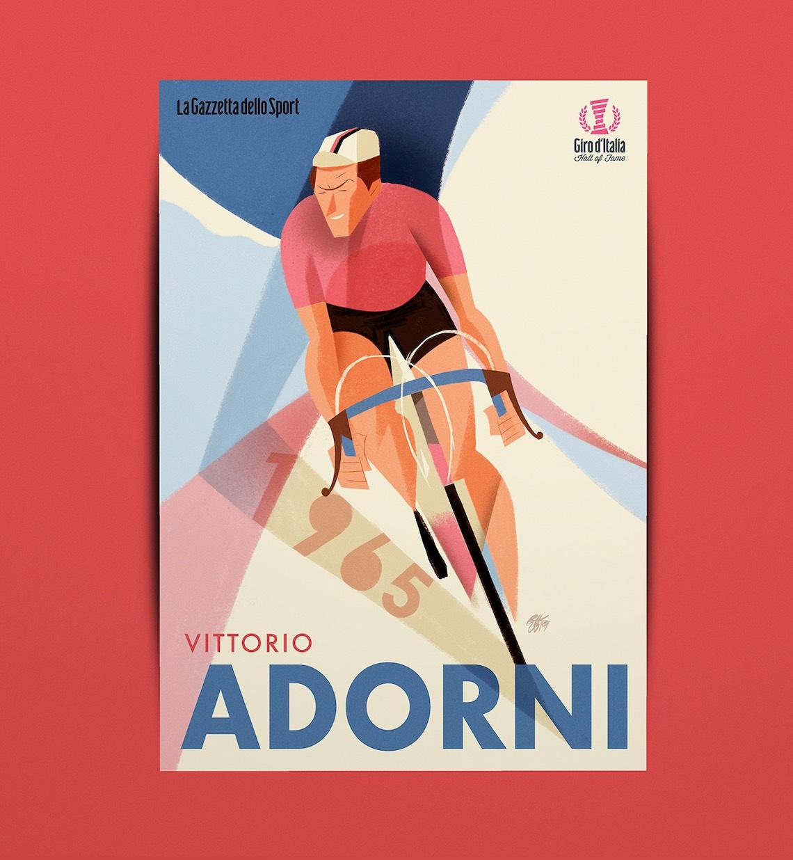 Giro d'Italia Hall of Fame_Riccardo_Guasco_Adorni