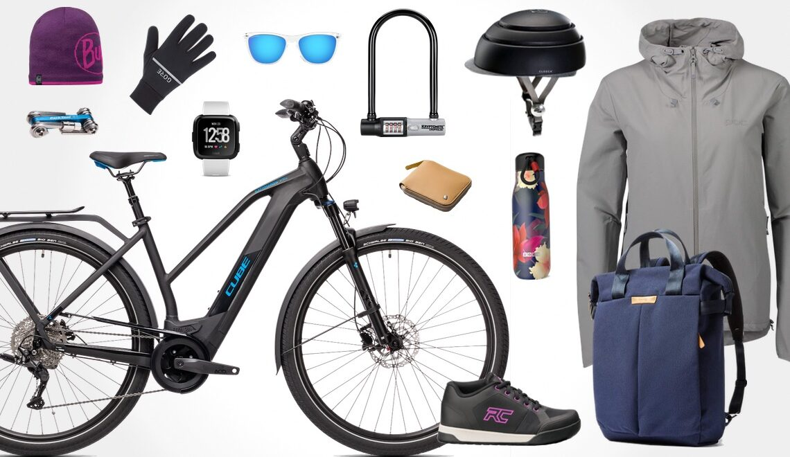 I migliori prodotti per il ciclismo urbano. Selezione 16