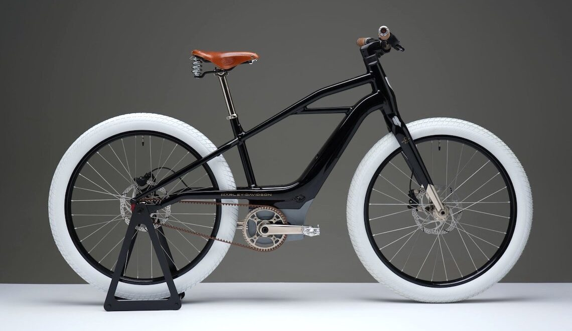Serial 1, powered by Harley-Davidson. La nuova e-bike