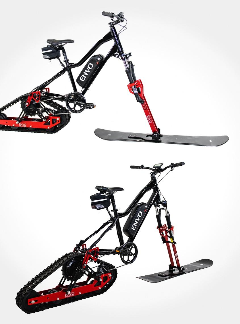 ENVO SnowBike Kit urbancycling_it_2