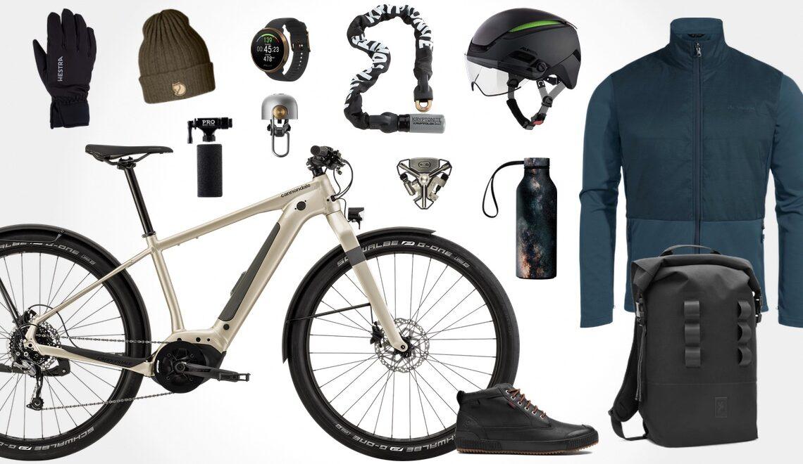 I migliori prodotti per il ciclismo urbano. Selezione 17