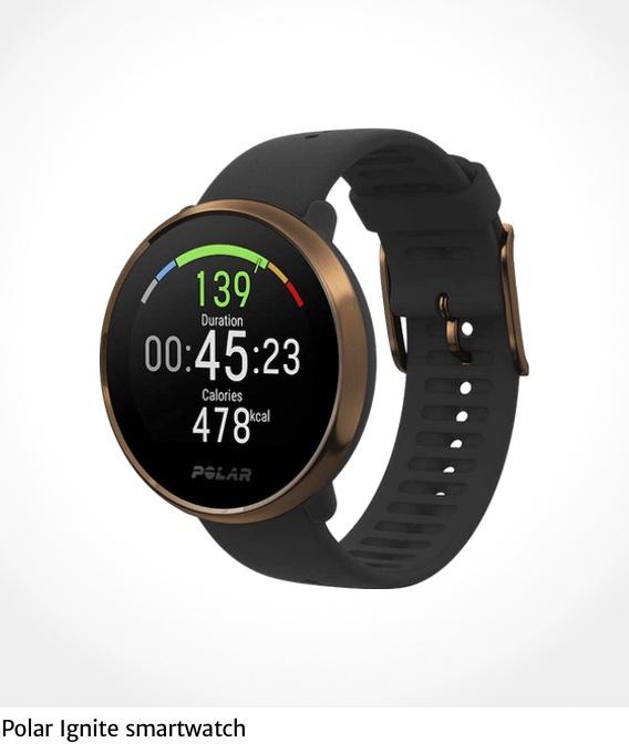 Polar Ignite smartwatch_urbancycling_it