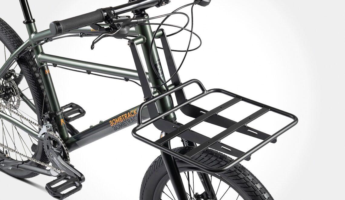 Bombtrack Munroe Cargo. La bici urbana tuttofare
