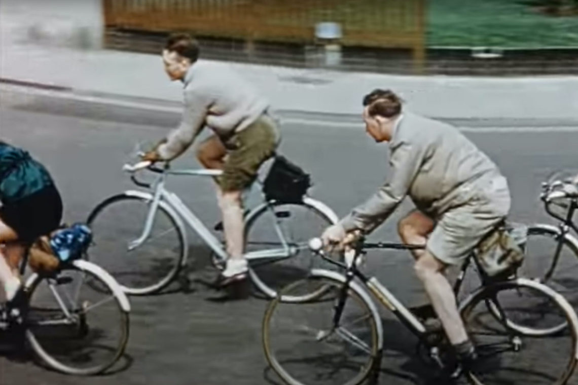 British Transport Films Cyclists Special vintage_video_1