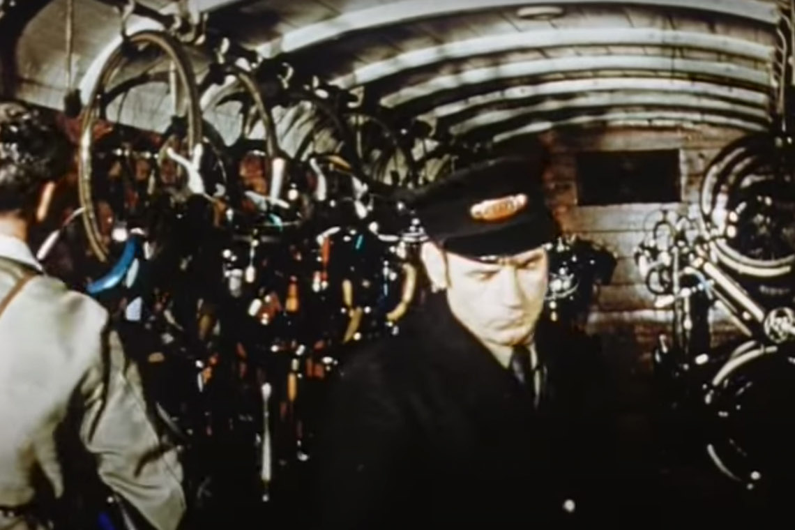 British Transport Films Cyclists Special vintage_video_2