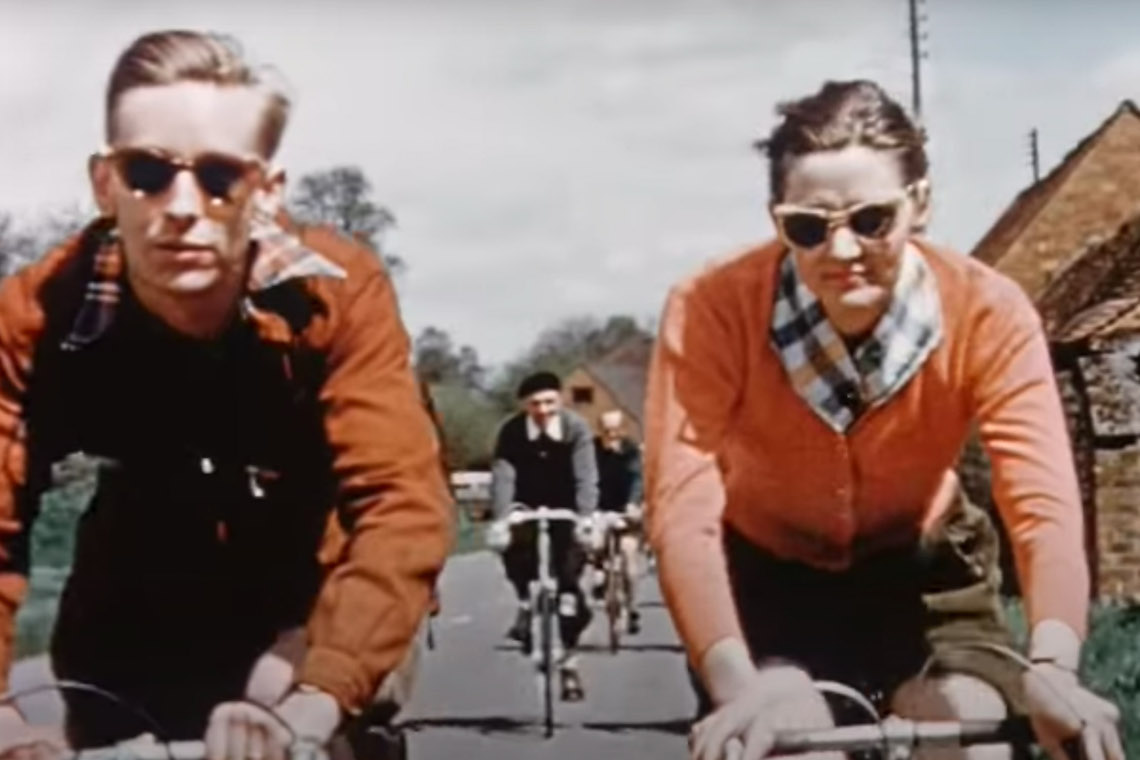 British Transport Films Cyclists Special vintage_video_3