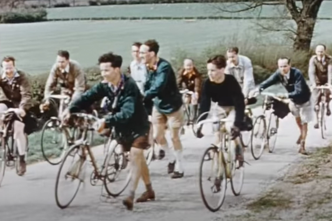 British Transport Films Cyclists Special vintage_video_4