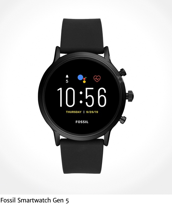 Fossil Smartwatch Gen 5_urbancycling_it