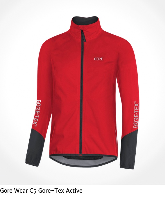 Gore Wear C5 Gore-Tex Active_urbancycling_it