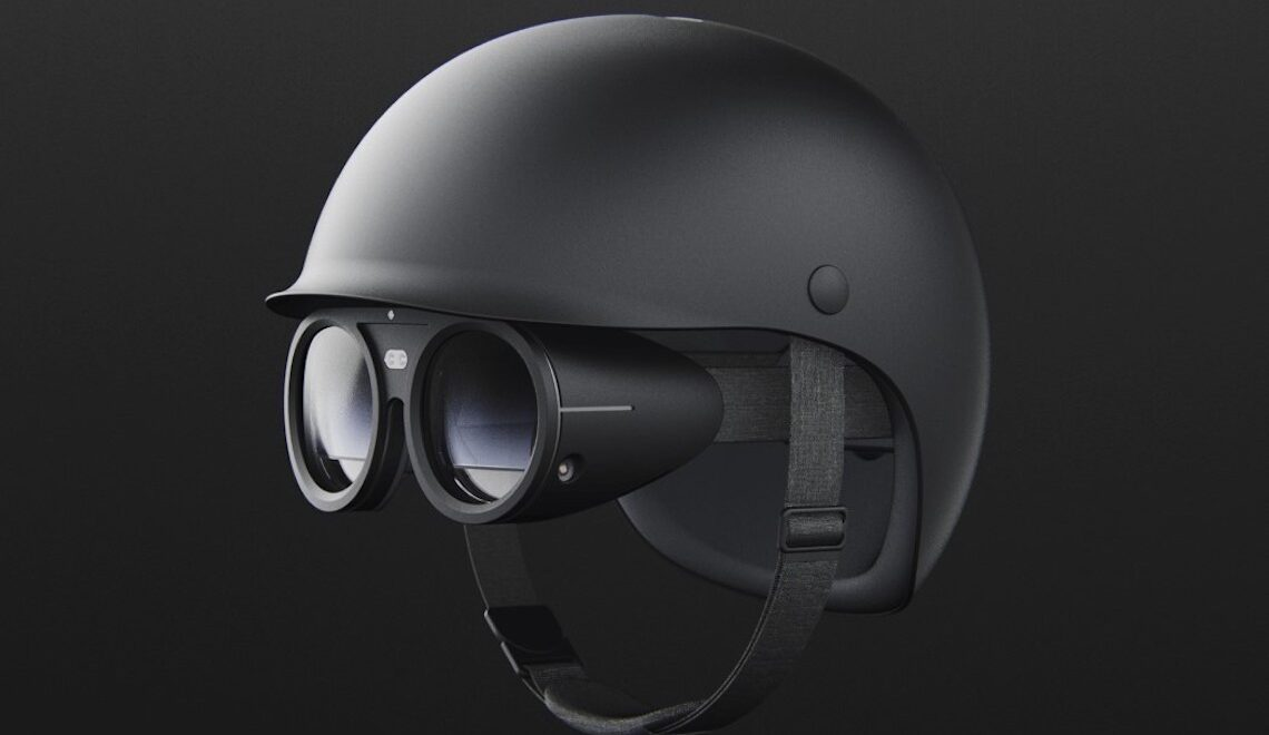 Voyager AR Glasses. Realtà aumentata per i City Traveler